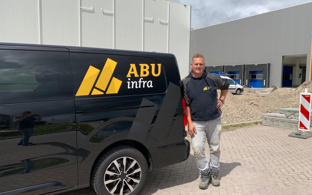 Nieuwe samenwerking met ABU infra